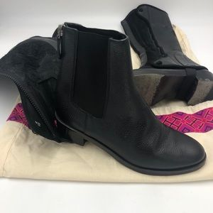 Tory Burch Boots With Removable Knee High